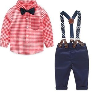Other - Button Up Trouser Set